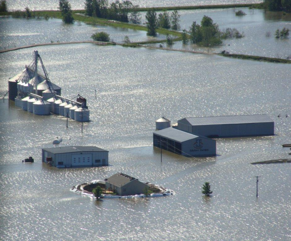 Missouri River Flood Case